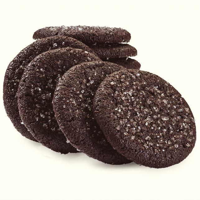 Sparkling Chocolate Cookies