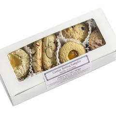 Cookie Tasting Sampler in White Gift Box